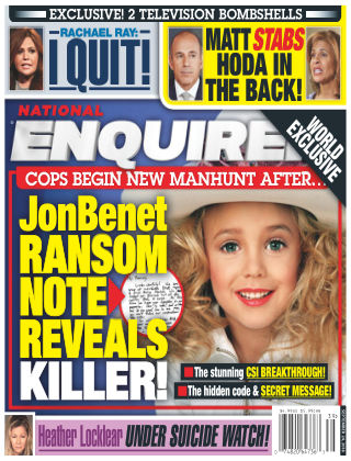 National Enquirer Sep 24 2018