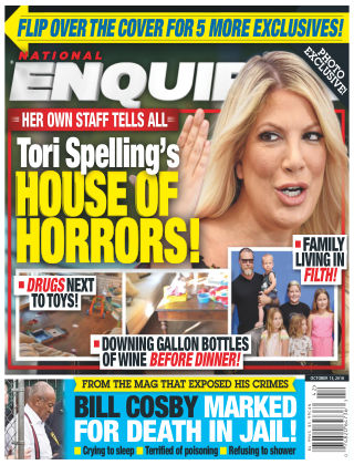 National Enquirer Oct 15 2018