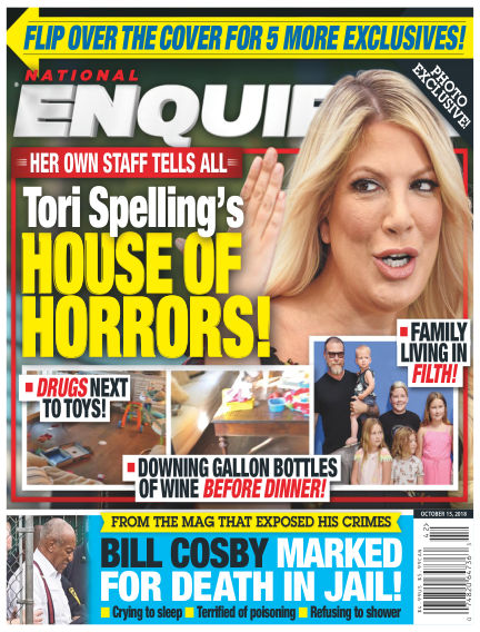 National Enquirer October 05, 2018 00:00