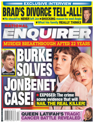 National Enquirer Oct 29 2018
