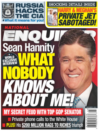 National Enquirer Nov 5 2018