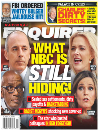 National Enquirer Nov 19 2018