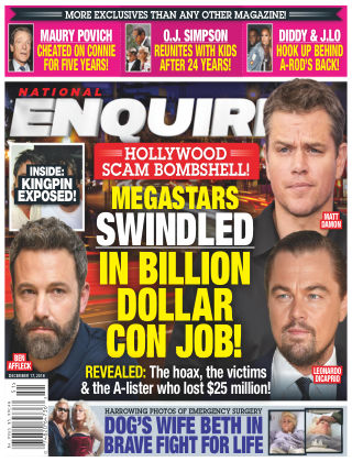 National Enquirer Dec 17 2018