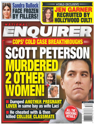 National Enquirer Dec 24 2018