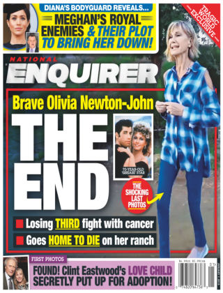 National Enquirer Jan 7 2019