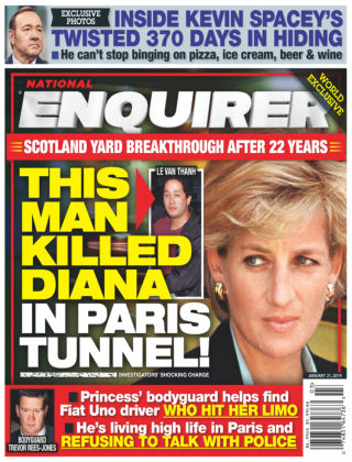 National Enquirer Jan 21 2019