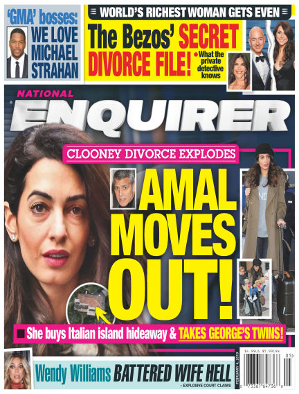National Enquirer January 25, 2019 00:00