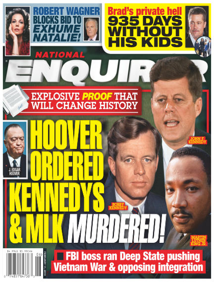National Enquirer February 01, 2019 00:00