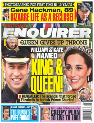 National Enquirer Feb 25 2019