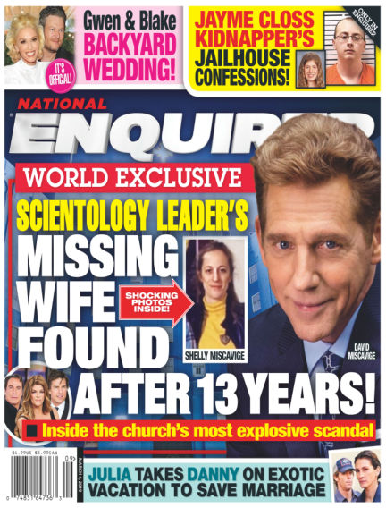 National Enquirer February 22, 2019 00:00