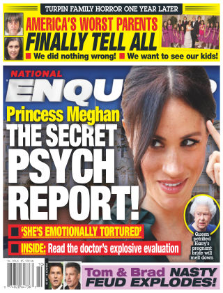 National Enquirer Mar 11 2019
