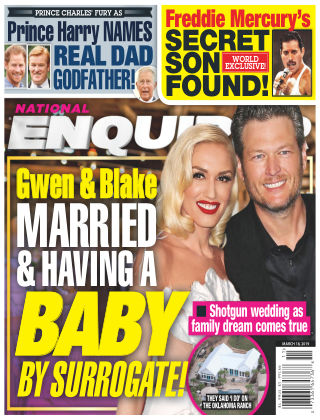 National Enquirer Mar 18 2019