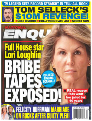 National Enquirer Apr 29 2019