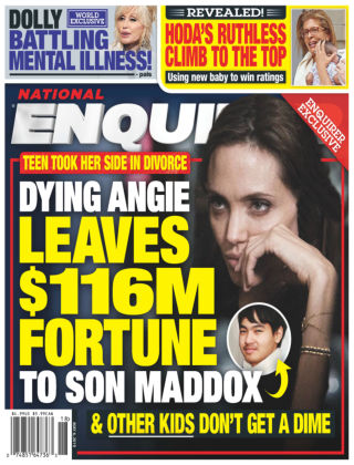 National Enquirer May 6 2019