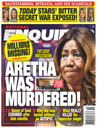 National Enquirer May 13 2019