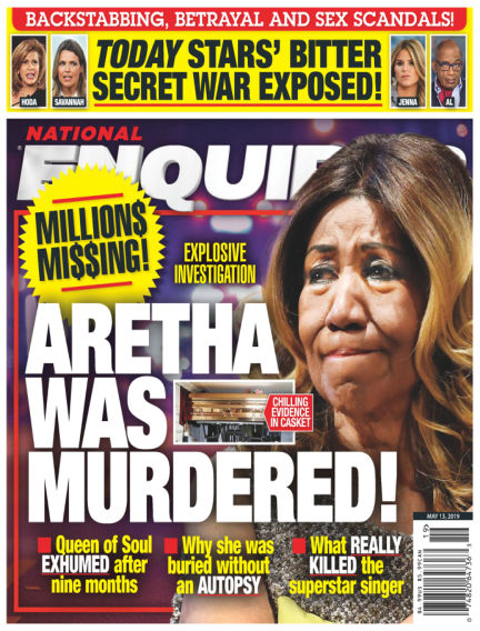 National Enquirer May 03, 2019 00:00