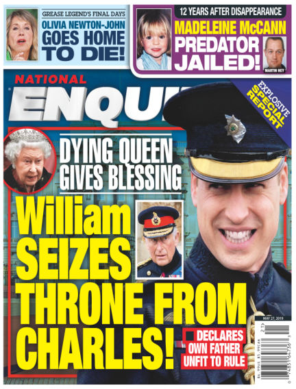 National Enquirer May 17, 2019 00:00