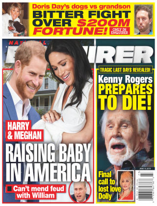 National Enquirer Jun 10 2019
