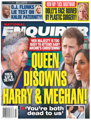 National Enquirer Jul 8 2019