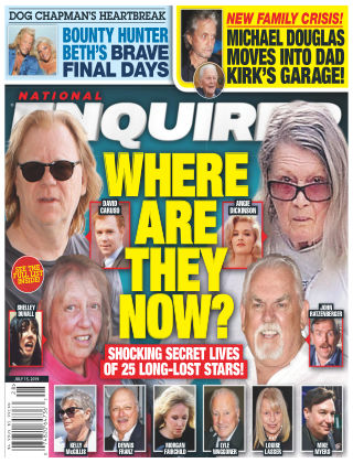 National Enquirer Jul 15 2019
