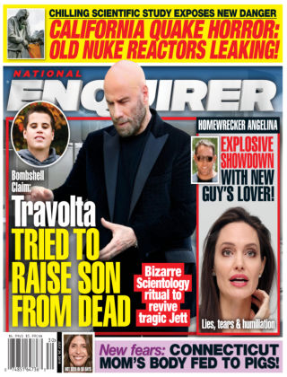 National Enquirer Jul 29 2019