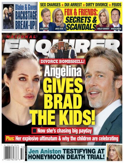 National Enquirer August 02, 2019 00:00