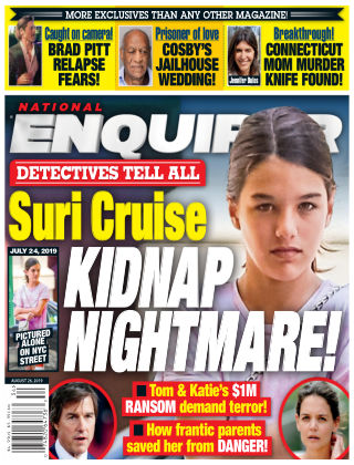 National Enquirer Aug 26 2019