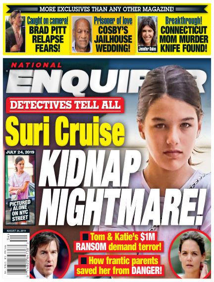 National Enquirer August 16, 2019 00:00