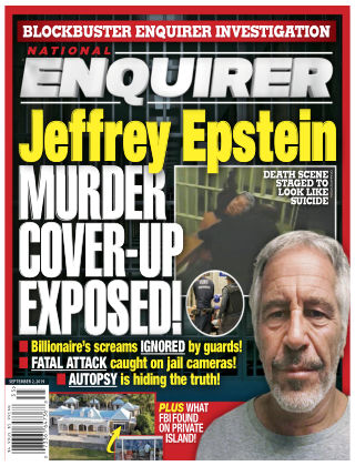 National Enquirer Sep 2 2019