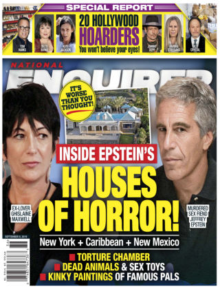 National Enquirer Sep 9 2019
