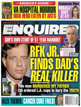 National Enquirer Oct 7 2019