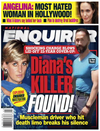 National Enquirer Oct 14 2019