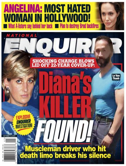 National Enquirer October 04, 2019 00:00