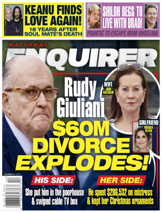 National Enquirer Nov 4 2019