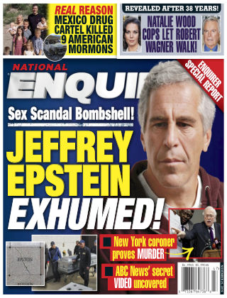 National Enquirer Nov 25 2019