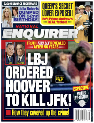 National Enquirer Dec 2 2019