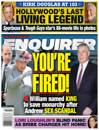 National Enquirer Dec 16 2019