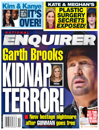 National Enquirer Dec 23 2019
