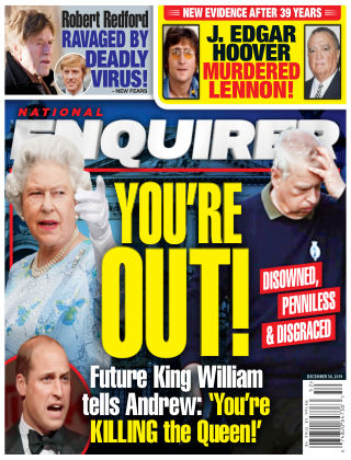 National Enquirer Dec 30 2019