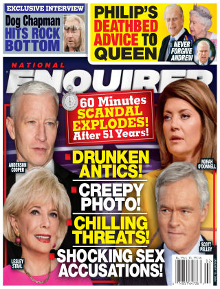 National Enquirer Jan 13 2020