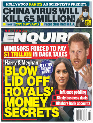 National Enquirer Feb 17 2020