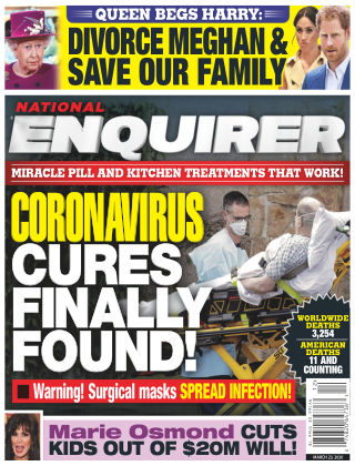 National Enquirer Mar 23 2020