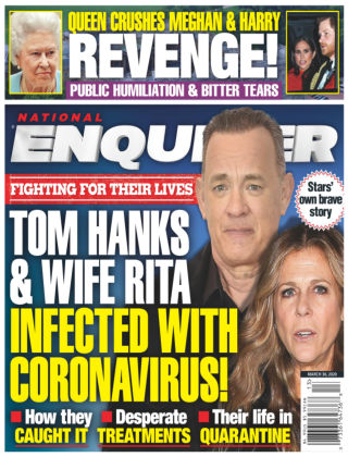 National Enquirer Mar 30 2020