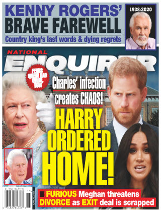 National Enquirer Apr 13 2020