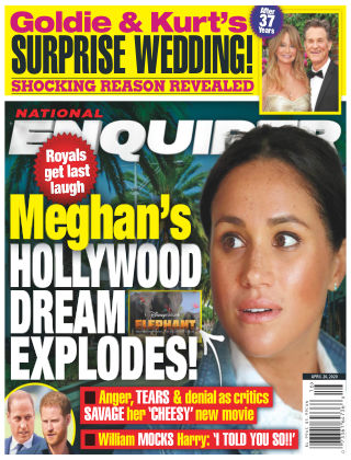 National Enquirer Apr 20 2020