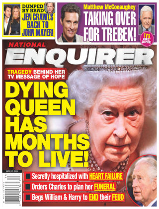 National Enquirer Apr 27 2020