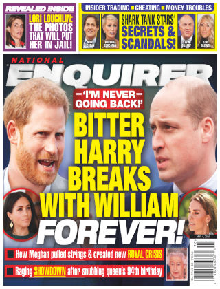 National Enquirer 4th May 2020