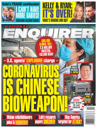 National Enquirer May 11 2020