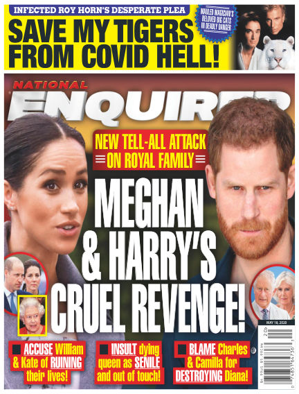 National Enquirer May 08, 2020 00:00