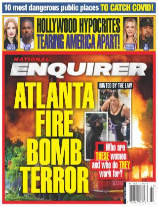 National Enquirer July 6 2020